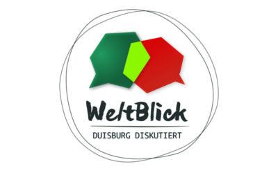 WeltBlick – Duisburg diskutiert